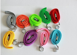Wholesale Ego Lanyards Green - Best selling 90pcss EGO STRING EGO ego ring ego necklace,ego lanyard,rope for ego t ego w ecig Electronic Cigarette