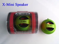 Wholesale Gesture Mini Speaker - 1PCS CPAM X-Mini Speakers X-Mini HiFi Speaker X-Mini Nice Capability Battery X-Mini Speakers Well-known Brand X-Mini