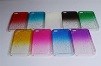 Wholesale Wholesale Iphone 4s Backs Colors - Ultrathin Raindrop Shell Water Droplet Back Hard Plastic Cover Cases for iPhone 4 4S 4G PC Case Skin Colors
