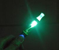 elektronische zigaretten zerstäuber licht großhandel-Bester Verkauf 10PCS LED CE4 1.6ml Zerstäuber Cartomizer mit LED-Licht für EGO-CE4S Elektronische Zigarette