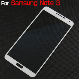 $enCountryForm.capitalKeyWord NZ - For Samsung Galaxy Note 3 N9000 Front Outer Glass Lens Screen Digitizer Touch Screen Cover For Galaxy Note 3 New Arrival