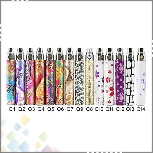 Bunter E-Zigaretten-Akku Ego Electronic Cigarette Battery für EGO-Q