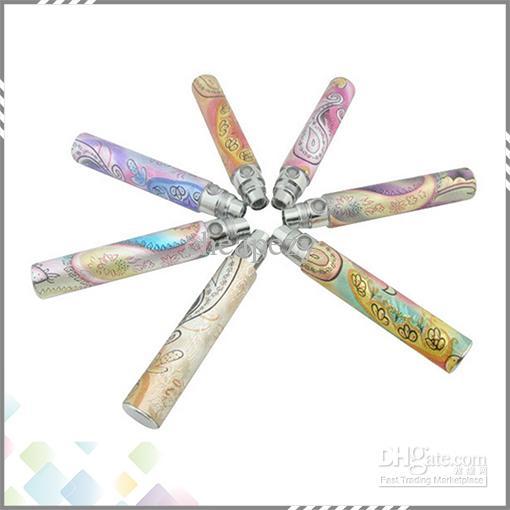 Renkli E-Sigara Pil Ego EGO-Q için Elektronik Sigara Pil