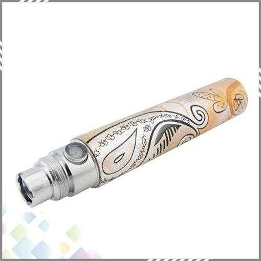 Batería electrónica del cigarrillo electrónico del ego de la batería del E-cigarrillo para EGO-Q