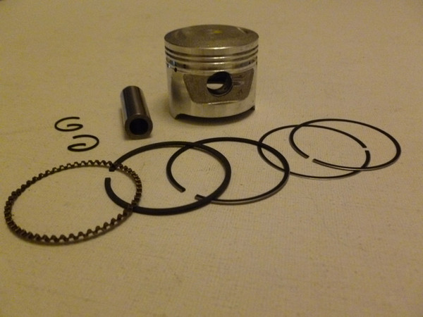 best selling Dirt Pit Bike Engine Motor Piston Kit with Rings 90cc Parts 47mm 1P47FMF Fit HONDA Loncin Lifan Engine