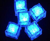12pcs lot=1box 2013 new mini led night light ice cubes simulation   romantic ice Nightlight