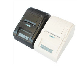Wholesale Esc Pos - Hot selling 2'' 58mm black white usb port mini thermal receipt printer pos printer PRP-058 (Paper width 58mm, Compatible ESC POS Command)