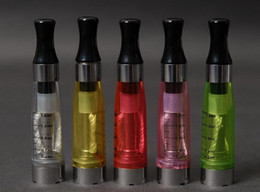 Wholesale Electronics Prices NZ - 12% off !Factory Price !EGO-CE4 EGO CE4 1.6ml Electronic Cigarette Clearomizer Cartomizer Atomizer for EGO-T EGO-W CE5 CE5S Mixed 7 Colors