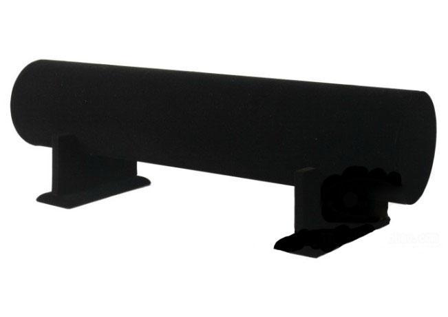 グレード素材ヘッドバンドディスプレイスタンド11cmの直径のパイプフープヘッドドレスホルダー