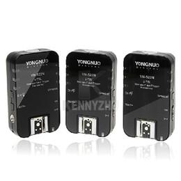 Wholesale Ttl Flash Speedlite Yongnuo Yn565ex - 3pcs YONGNUO YN-622N TTL Transceiver HSS Flash Trigger YN622N For Speedlite YN565EX YN468 YN568 SB900 SB600 DLSR Nikon