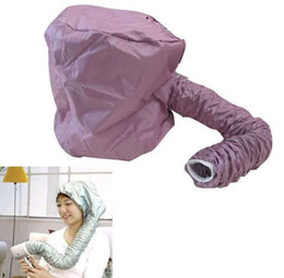 Wholesale Portable Hair Dryer Soft Hood Bonnet Attachment Haircare Salon Hair dress