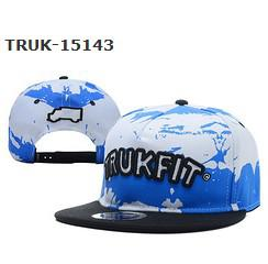 Wholesale New Models Colors TRUKFIT Snapbacks Baseball Hats Caps Snapback Hot Selling Many Colors Hip Hop caps cap Size Adjustable