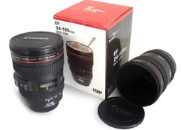 Wholesale Cpam Coffee Camera Lens - Best Price 60pcs lot CPAM Coffee camera lens mug cup Caniam logo Drop shipping
