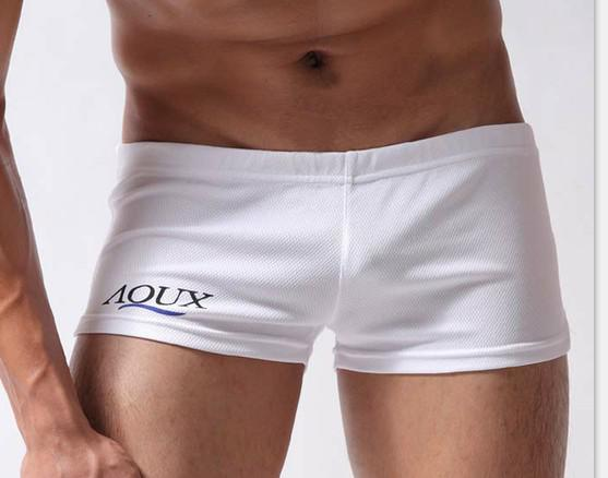 2017 Aqux Male Panties Sports Super Shorts Lounge Pants Aro Pants ...