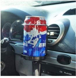 Neues Design Multi Mode Fan Bottom Auto Getränkehalter Collapse Wasser Getränkehalter Farbe Farbe zufällig