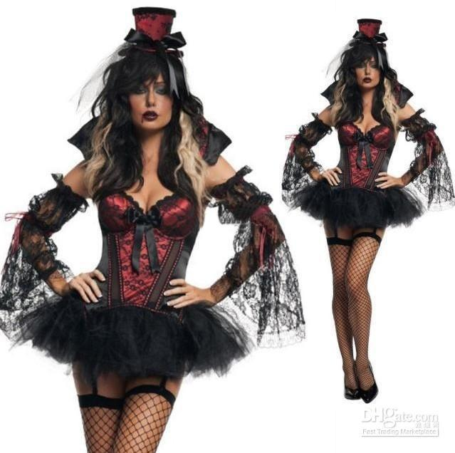 see larger image - High Quality Womens Halloween Costumes