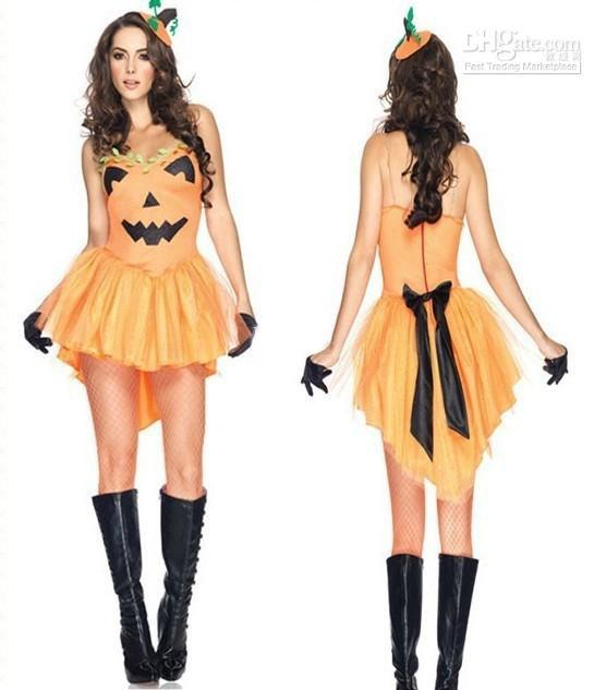 high quality sexy halloween costumes witch costumes game sexy dresses sexy uniforms sexy lingerie pumpkin style clothing sexy ds dress cvb four people - High Quality Womens Halloween Costumes