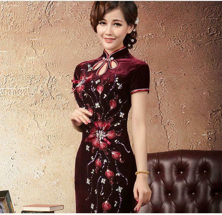 Elegant Chinese Dresses
