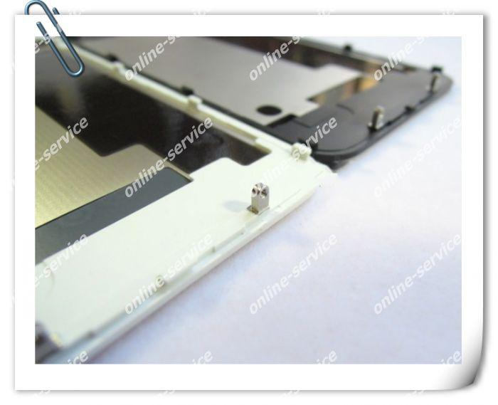 Back Glass Battery Housing Door Back Cover Replacement Part For iPhone 4 4S