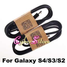 Wholesale Chinese Etc - 1M Micro USB Cable Data Charge Sync For android Samsung Galaxy S4 S3 S2 Blackberry HTC etc