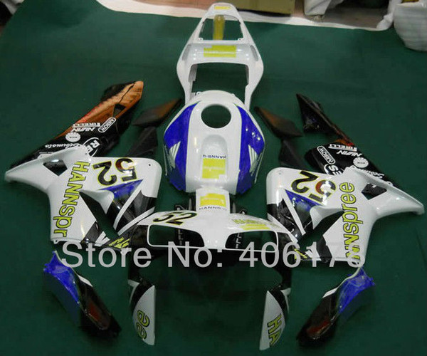 Free shipping ,Cheap cbr 600 rr parts For Honda CBR600RR F5 03 04 2003 2004 Motorcycle HANNspree Fairings 100% Injection mould