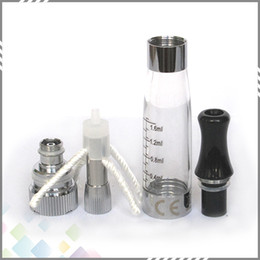 Wholesale Bottom Coil Changeable - Colorful Innokin IClear 16 Atomizer with Bottom Changeable Dual Coil DHL Free