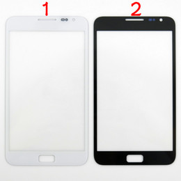 $enCountryForm.capitalKeyWord Canada - Front Outer Glass Screen Glass Lens Digitizer Touch Panel Screen Cover For SAMSUNG GALAXY Note N7000 I9220 Black White