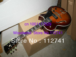 Wholesale Honey Burst Jazz Guitar - Free Shipping 175 Classic Honey Burst Jazz Guitar Wholesale High Quality