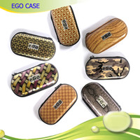 Wholesale Design Ego Carry Case - Wholesale -The Newest Design Ego Carrying Case with Zipper L M S Size Ego Bag for Electronic Cigarette Ego cigarette case DHL free shipping
