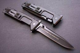 Nemesis kNives online shopping - EXTREMA RATIO Nemesis knife HRC C blade T6 aluminum anti corrosion folding knife pocket camping hiking knife Christmas gift