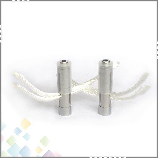 T2 atomizador Clearomizer cabeza bobina intercambiable núcleo del atomizador para T2 Cleartomzer Ego Elelctronic Cigarette