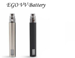 Wholesale Ego T Rechargeable Cigarette - Variable Voltage 650mah 900mAh 1100mah Rechargeable Battery with LCD Screen for EGO EGO-T Electronic Cigarette EGo Twist VV battery