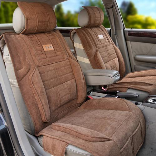 Seat Cover Linen Car Seat Cushion Four Seasons Pad Lexus