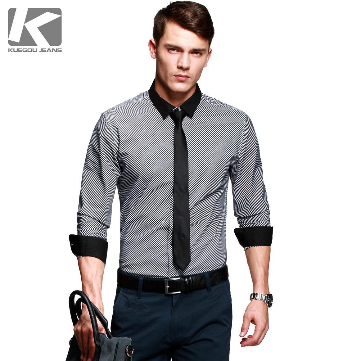 Collection of business casual mens shirts best fashion for Best business dress shirts