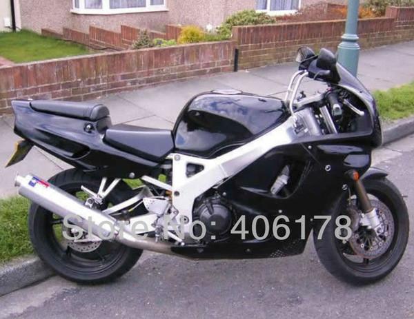 Cómo vender! Nuevo carenado completo 94 95 CBR 900 RR para Honda CBR900RR / 893 1994 1995 Carenados de motocicleta negros