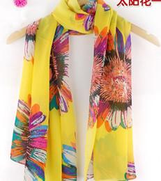 Wholesale Scarf Chiffon Mix - women's Scarf Sarongs Hijabs Bandanas wrap shawl poncho 170*60cm mixed color 10pcs lot #3361