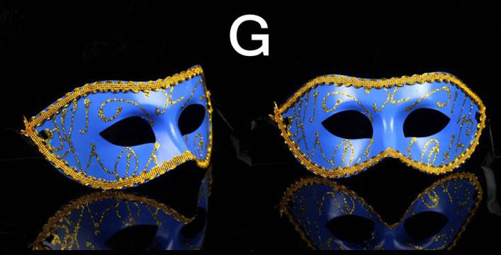 Classic Masquerade Mask for Masquerade Parties and Carnivals Cheap Upgrade Anonymous Venetian Mask