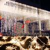 LED curtain light string 10 meters wide married furnishing new strange lights window decoration