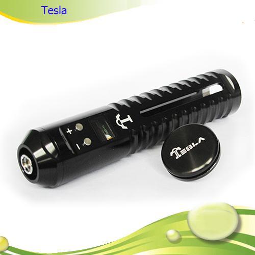 Venta al por mayor Tesla Voltaje variable Potencia Vaporizador 18650 Batería Vapor Cigarrillos Ecig e-cig E cigarrillo X6 Vmax Vaporizador Pluma