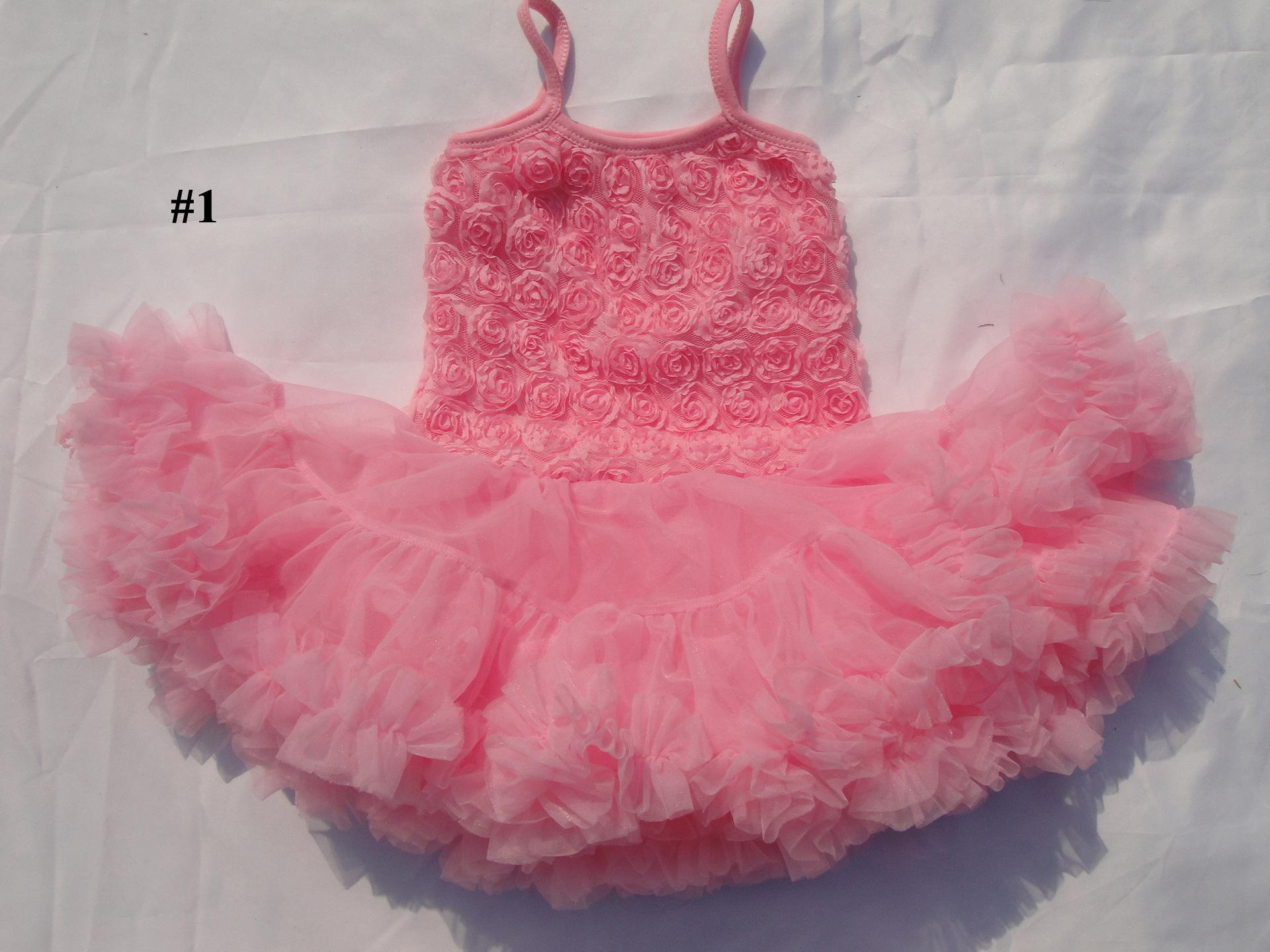 EMS Childrens Dresses Baby Girl Party Wear Dresses Baby Baptism ...