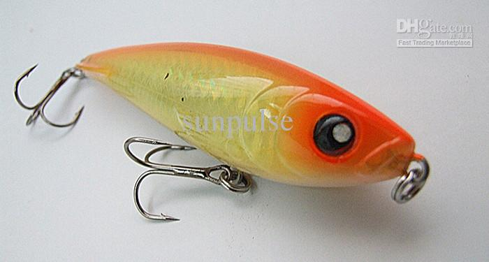 9.5cm 23g Variable Sinking Type Fishing Lure Minnow Bait Hard Bait Fishing tackle VMC Hook Spinner Reel Throwing Bait