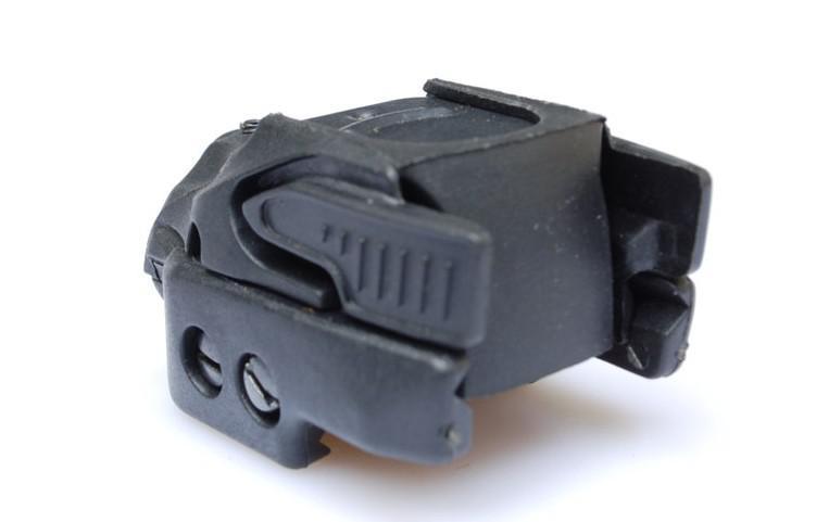 Crimson Trace Laser Sight CMR-201 Rail Master Universal Micro Red Laser Sight