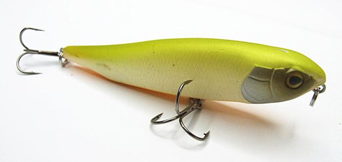 Fishing Lure Fishing Tackle Pencil Bait Minnow Lure Hard Plastic Bait China hook Casting spinner bait 9cm/14g Floating type