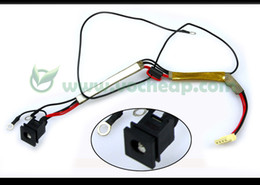 Wholesale Dc Power Jack Series - New and Original DC power jacks with cable For Toshiba Satellite P300 P300D P305 Series - PJ093