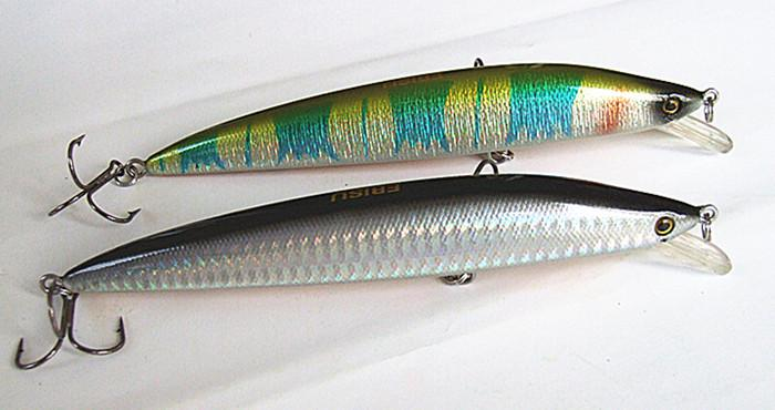 14cm 28g Fishing lure Fishing Tackle China Hook Minnow Bait Hard Plastic False Lure Casting Spinner bait Sea Lure floating type
