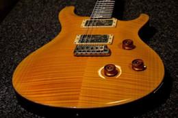Wholesale Guitars Custom 24 - Custom 24 with 10 Top 2006 Electric Guitar Freeshipping