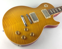 Wholesale Electric Guitar Honeyburst - Paul Kossoff Paul VOS 2012 Honeyburst Electric Guitar Free shipping