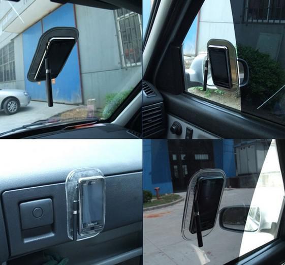 Mode varm kraftfull kiseldioxidgel magisk klibbig pad anti slip non glid matta för telefon PDA mp3 mp4 bil tillbehör mångfärgad