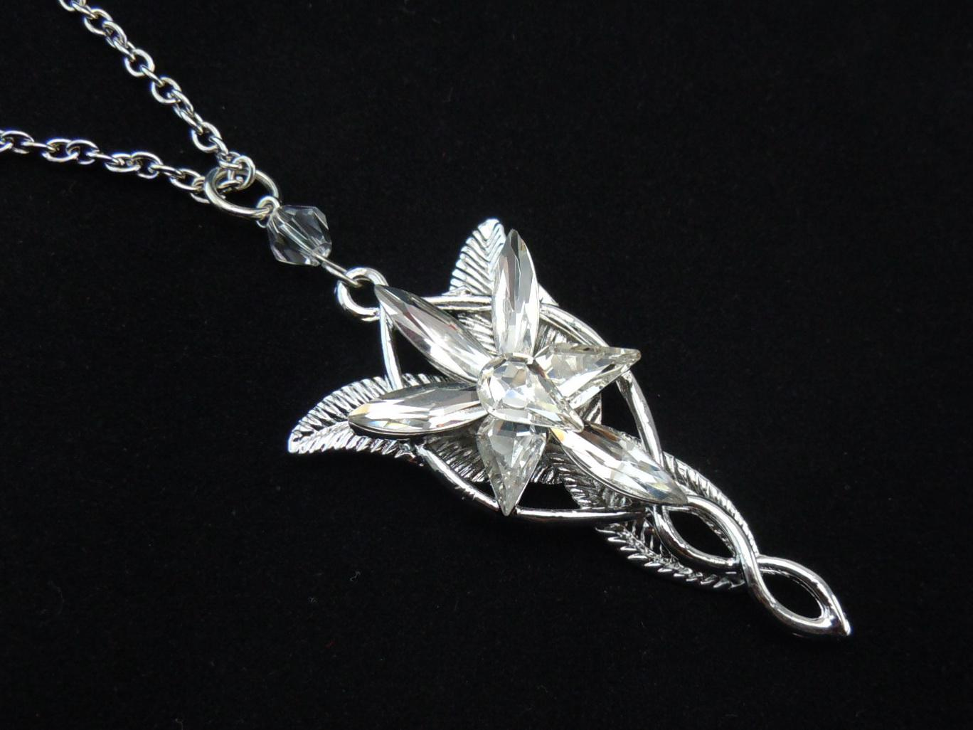 Free shipping hot movie jewelry lord of the rings elves green short description hot movie lord of rings aloadofball Image collections