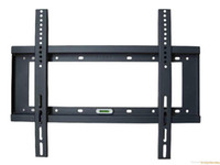 Barato Colchetes De Ângulo Grosso-Atacado -10pcs Homemounts OB02HBO Preto 23 '' - 46 '' Angle Free Tilt Flat Panel TV Wall Mount Bracket